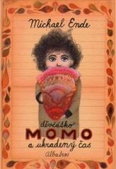 Obálka knihy Děvčátko Momo a ukradený čas - ,