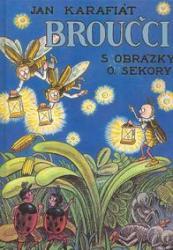 Obálka knihy Broučci - ,