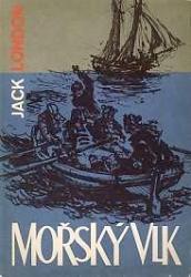 Obálka knihy Mořský vlk - ,