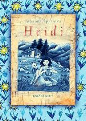 Obálka knihy Heidi děvčátko z hor - ,