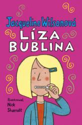 Obálka knihy Líza Bublina - ,