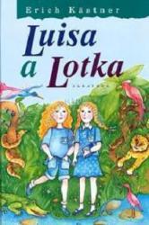 Obálka knihy Luisa a Lotka - ,