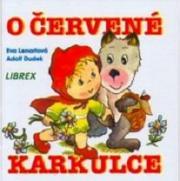Obálka knihy O Červené Karkulce - ,
