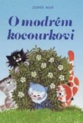 Obálka knihy O modrém kocourkovi - ,