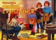 Obálka knihy Obušku, z pytle ven! - ,
