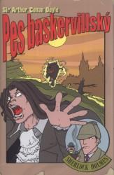 Obálka knihy Pes baskervillský - ,