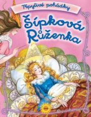 Obálka knihy Šípková Růženka - ,