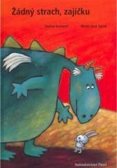 Obálka knihy Žádný strach, zajíčku - ,