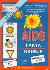 Obálka knihy AIDS : Fakta, naděje - Nadace pro život, 1996
