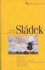 Obálka knihy Básně. II - Lidové noviny, 2004