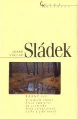 Obálka knihy Básně. III - Lidové noviny, 2005