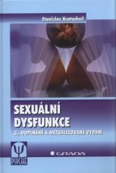 Obálka knihy Sexuální dysfunkce - Grada, 2008