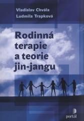 Obálka knihy Rodinná terapie a teorie jin-jangu - Portál, 2008