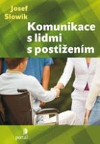 Obálka knihy Komunikace s lidmi s postižením - ,