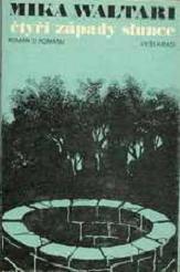 Obálka knihy Čtyři západy slunce - ,