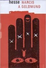 Obálka knihy Narcis a Goldmund - Argo, 2005