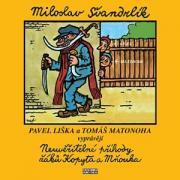 Obálka knihy Neuvěřitelné příhody žáků Kopyta a Mňouka - ,