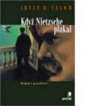 Obálka knihy Když Nietzsche plakal - ,