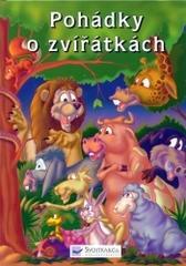 Obálka knihy Pohádky o zvířátkách - ,