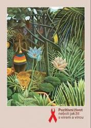 Obálka knihy Pozitivní život neboli jak žít s virem a vírou - Státní zdravotní ústav, Pracoviště manažera Národního programu HIV/AIDS, 2005