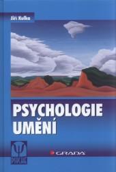 Obálka knihy Psychologie umění  - Grada, 2008