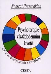 Obálka knihy Psychoterapie v každodenním životě : jak se účinně vypořádat s konflikty - Cesta, 2000