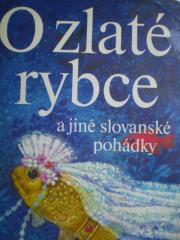 Obálka knihy O zlaté rybce - ,