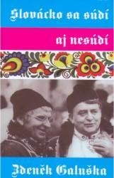 Obálka knihy Slovácko sa súdí aj nesúdí - ,