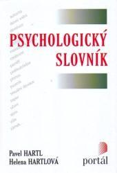 Obálka knihy Psychologický slovník - ,