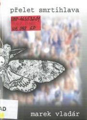 Obálka knihy Přelet smrtihlava - Šimon Ryšavý, 2004