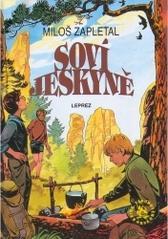 Obálka knihy Soví jeskyně - ,