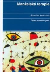 Obálka knihy Manželská terapie - Portál, 2005