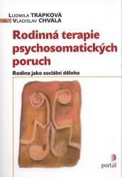 Obálka knihy Rodinná terapie psychosomatických poruch : rodina jako sociální děloha  - Portál, 2009