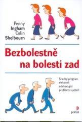 Obálka knihy Bezbolestně na bolesti zad - Portál, 2005