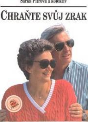 Obálka knihy Chraňte svůj zrak - Grada-Avicenum, 1993