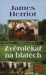 Obálka knihy Zvěrolékař na blatech - ,