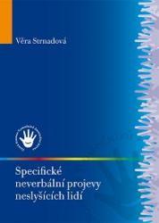 Obálka knihy Specifické neverbální projevy neslyšících lidí - ,