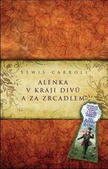 Obálka knihy Alenka v kraji divů a za zrcadlem - ,