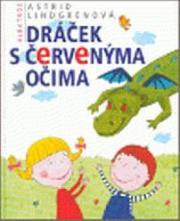 Obálka knihy Dráček s červenýma očima - ,