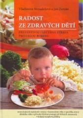 Obálka knihy Radost ze zdravých dětí - ,
