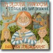 Obálka knihy Pipi Dlouhá punčocha - ,