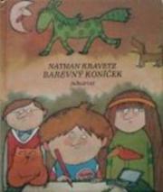 Obálka knihy Barevný koníček - ,