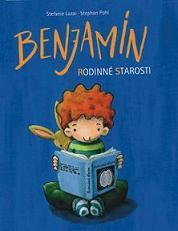 Obálka knihy Benjamín - ,