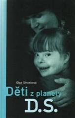 Obálka knihy Děti z planety D.S. - ,