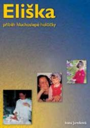 Obálka knihy Eliška : příběh hluchoslepé holčičky - ,