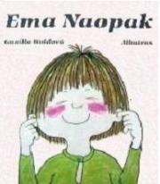 Obálka knihy Ema Naopak - ,