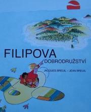 Obálka knihy Filipova dobrodružství - ,