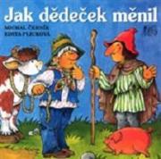 Obálka knihy Jak dědeček měnil - ,