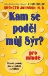 Obálka knihy Kam se poděl můj sýr? - ,
