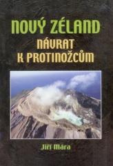 Obálka knihy Nový Zéland : návrat k protinožcům - ,